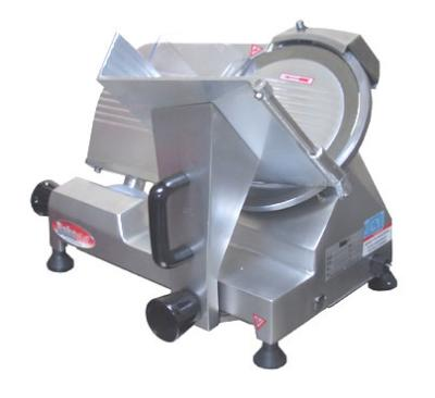 Bakemax BMMSM01 Meat Slicer, Manual, Gravity Feed, 10 in Blade