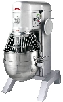 BakeMax BMPM080 80 Qt. Planetary Mixer w/ SS Bowl, Hook, Beater, Whip, Dolly
