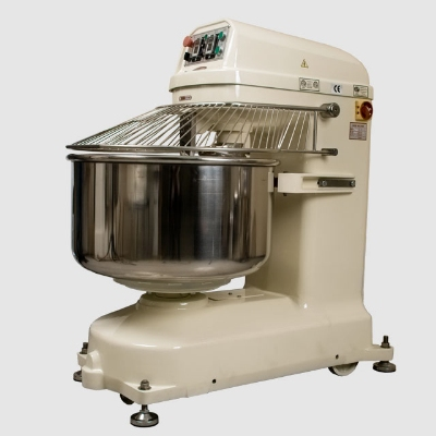 Bakemax BMSM040 88-lb Capacity Spiral Mixer, Heavy Duty Agitator & Bowl