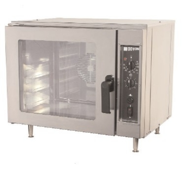 Doyon DC05 Half-Size Countertop Convection Oven, 208v/1ph