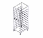 Doyon 1809SS Full Height End Loader Pan Rack For 9-Full Size Pans, Stainless