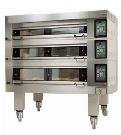 Doyon 4T-1 Bakery Deck Oven, 220v/3ph