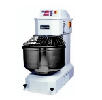 Doyon AEF100 350-lb Spiral Mixer w/ Stationary Bowl, 10-HP & 2-HP