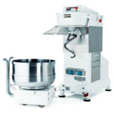 Doyon ATA150I 520-lb Spiral Mixer w/ Removable Bowl & Stainless, 10-HP & 2-HP