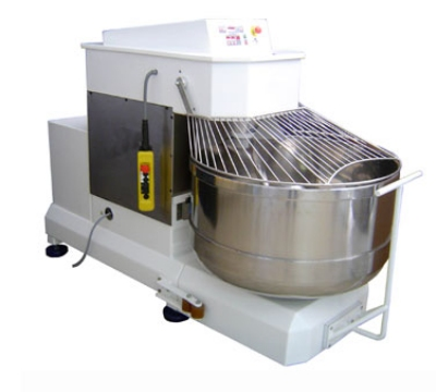 Doyon ATA150 520-lb Spiral Mixer w/ Removable Bowl & Cast Iron, 10-HP & 2-HP
