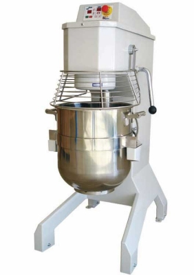 Doyon BTFP60 Vertical Pizza Mixer w/ 60-qt Capacity, 4-HP