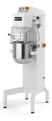 Doyon BTL020 Vertical Mixer, 20-qt Capacity, 1-HP