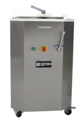Doyon D20 Hydraulic Dough Divider w/ 35-lbs Dough Capacity, 2-HP