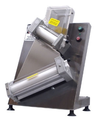 "Doyon DL12DP 120 Dough Sheeter w/ 2-Rollers for Sheets Up To 12"" W, 120/1 V"