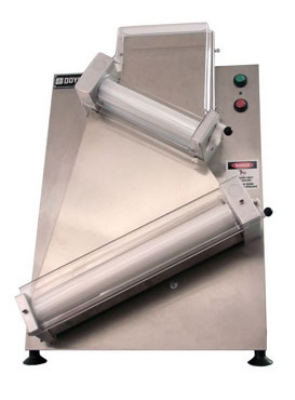 "Doyon DL18DP 120 Dough Sheeter w/ 2-Rollers for Sheets Up To 17"" W, 120/1 V"