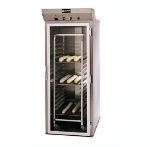 Doyon DRIP1TLO Auto Roll-In Proofer Cabinet For 1-Double Rack Or 2-Single Racks