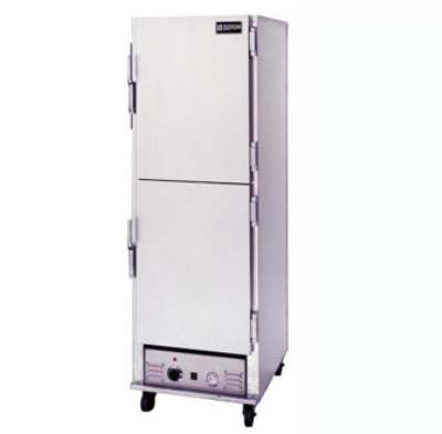 Doyon DWI18 Holding Cabinet For 18-Full Size Pans Insulated Two Door Restaurant Supply