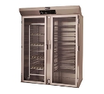 Doyon E236R 2201 Roll-In Proofer For 2-Single Racks, 2-Sections, Export Voltage
