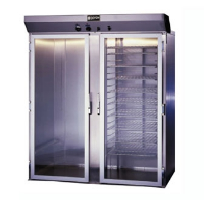 Doyon E236TLO Roll-In Proofer For 2-Double Or 4-Single Racks, 120-208v/1ph