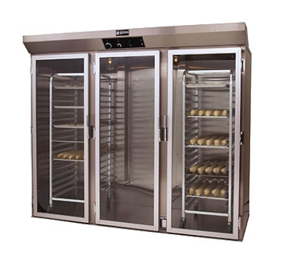Doyon E336TLO 2401 Roll-In Proofer For 3-Double Or 6-Single Racks, 120/240/1 V