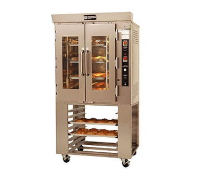 Doyon JA8G Full Size Gas Convection Oven - LP