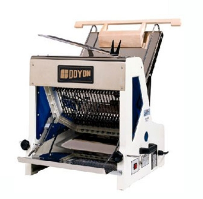 "Doyon SM302A Table Model Bread Slicer for 240-Loaves Per Hour, .75"" Slice"