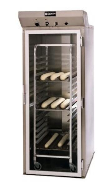 "Doyon DRIP1 Roll-In Proofer Cabinet w/ (36)18x26"" Sheet Pan Capacity, Solid State"