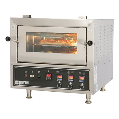 Doyon FPR3 Countertop Pizza Oven - Single Deck, 208v/1ph