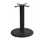AAF TB18R 18-in Table Base w/ Dining Height & 11-