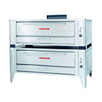 Blodgett 1060 DOUBLE Double Pizza Deck Oven, LP