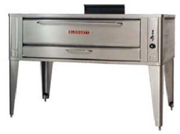 Blodgett 1060 SINGLE Pizza Deck Oven, LP