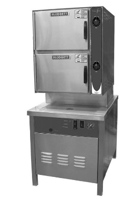 Blodgett 10G-SB LP Convection Steamer, Manual Control & 2-Compartments , LP