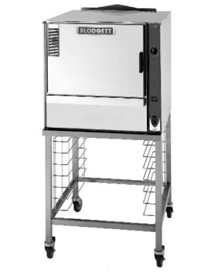 Blodgett 10G-SBC LP Convection Boiler-Free Steamer On Stand, Manual Control, LP