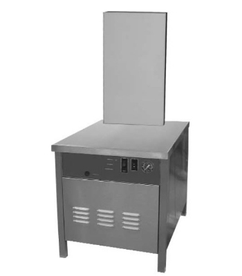 Blodgett 200G-CB24 NG 24-in Boiler Base Stainless Cabinet w/ Electric Ignition, NG