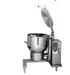 Blodgett 20G-KLT LP 20-Gallon Stainless Self-Lock Manual Tilting Kettle, LP