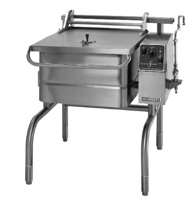 Blodgett 30E-BLP 2081 30-Gallon Braising Pan w/ Manual Control & Motorized Tilt, 208/1 V