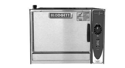 Blodgett 3E-SN 2403 Countertop Manual Convection Steamer, Instant Steam, 240/3 V