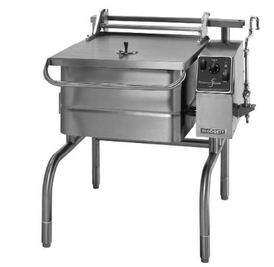 Blodgett 40E-BLP 2403 40-Gallon Braising Pan w/ Manual Control & Motorized Tilt, 240/3 V