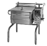 Blodgett 40E-BLT 2803 40-Gallon Braising Pan w/ Manual Crank Tilt & Controls, 208/3 V