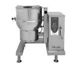 Blodgett 40E-KLT 2803 40-Gallon Self-Lock Tilting Kettle w/ Manual Crank Tilt, 208/3 V