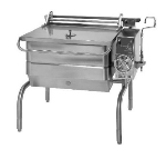 Blodgett 40G-BLT LP 40-Gallon Braising Pan w/ Manual Controls & Tilt, LP
