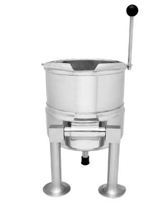 Blodgett 6DS-KTT 6-Gallon Table Top Tilting Kettle - Direct Steam, Manual, Stainless
