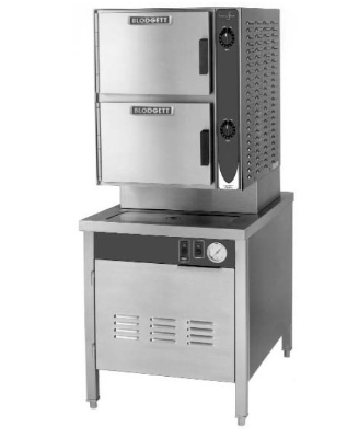 Blodgett 6E-SB 2403 2-Compartment Manual Control Convection Steamer, 240/3 V