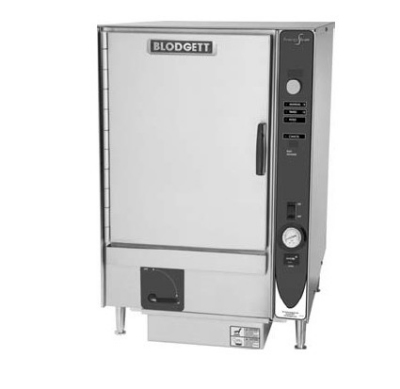 Blodgett 6E-SBF 2081 Boiler-Free Manual Control Countertop Convection Steamer, 208/1 V