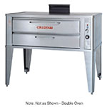 Blodgett 911P DOUBLE Double Pizza Deck Oven, LP