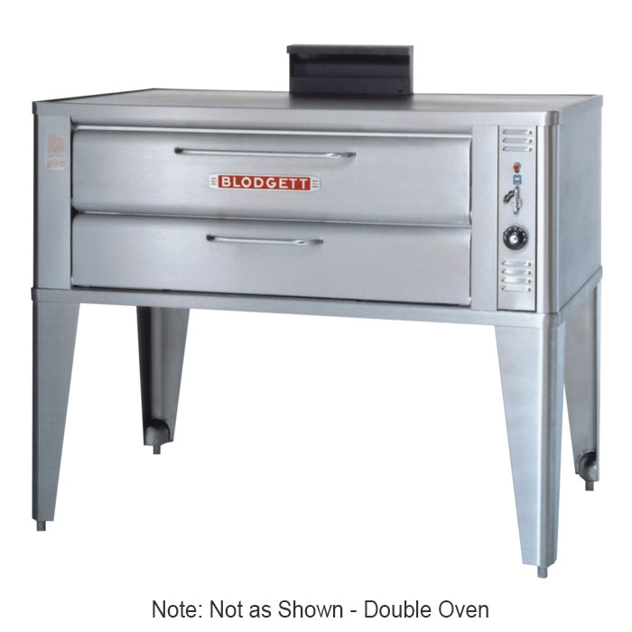 Blodgett 951 DOUBLE Double Multi Purpose Deck Oven, LP