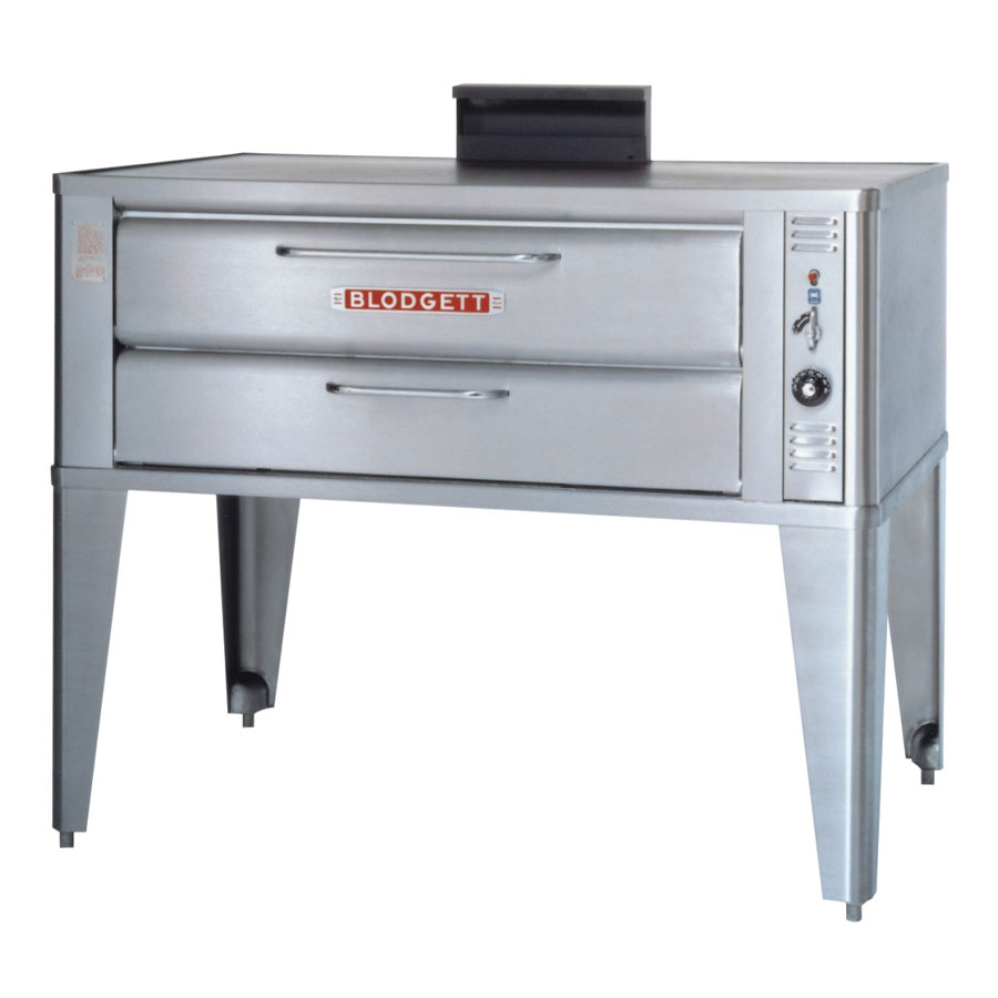 Blodgett 961P SINGLE Pizza Deck Oven, NG