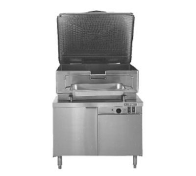 Blodgett Oven BCH 30E Electric Braising Pan 30 gallon Manual Hydraulic Tilt 220/1 Restaurant Supply