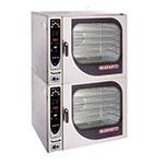 Blodgett BCX-14E DBL Double Full-Size Combi-Oven - Boiler Based, 208v/3ph