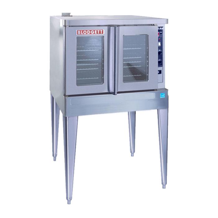 Blodgett BDO-100G-ES SGL Full Size Gas Convection Oven - LP