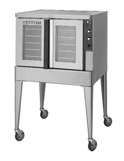Blodgett ZEPH-200-ESINGL Deep Depth Electric Convection Oven - 240v/1ph