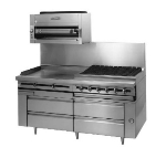"Blodgett BPFLH-04R-T-66 66"" Chef Base w/ (4) Drawers - 115v"