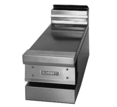 Blodgett BPMP-6 NG 6-in Stainless Heavy Duty Modular Standard Spreader Cabinet, NG