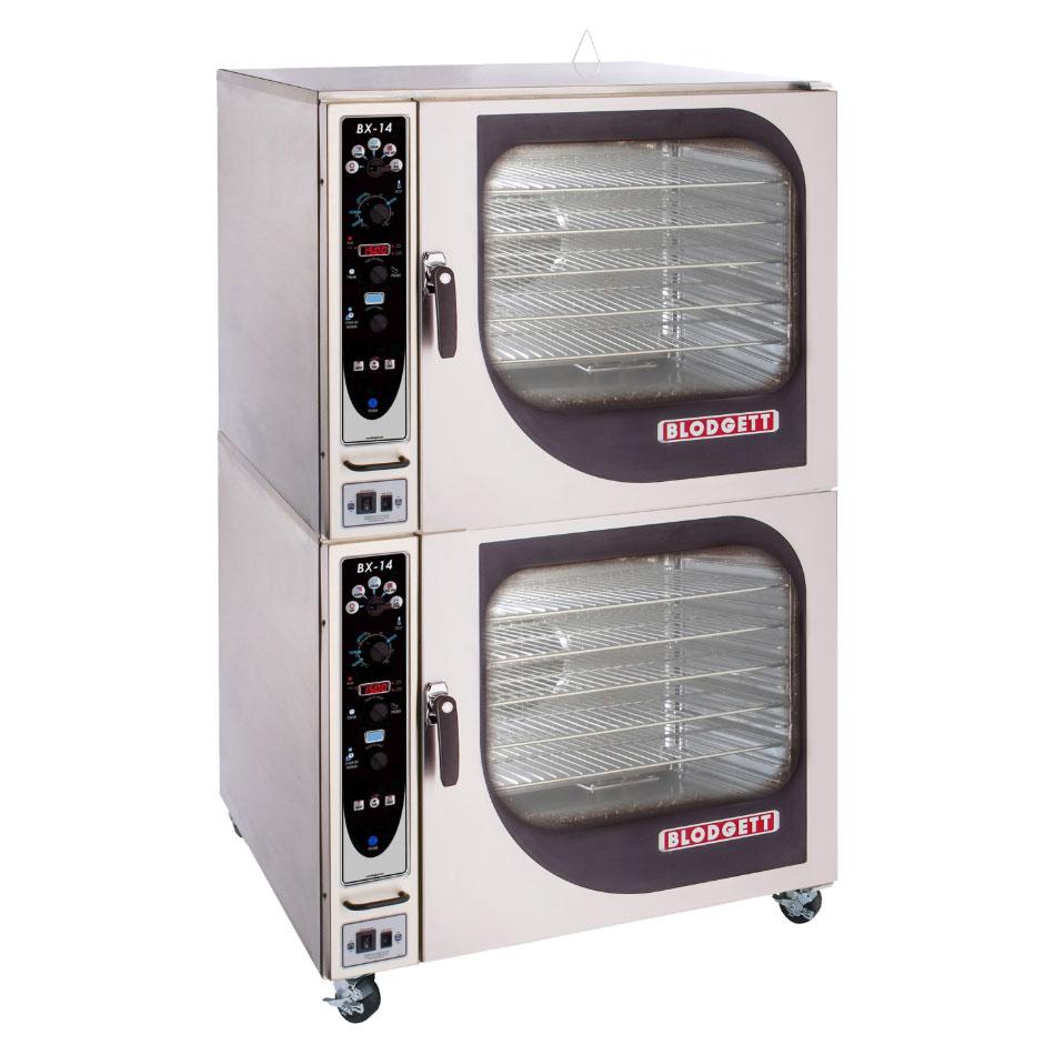 Blodgett BX-14E DBL Double Full-Size Combi-Oven, Boilerless, 208v/3ph