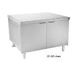 Blodgett CB24 48E 2403 Boiler Base Cabinet, 24 in W, 6 in Legs, 48 kw Boiler, 240/3